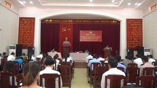 Ủy ban MTTQ huyện Hà Quảng triển khai nhiệm vụ 6 tháng cuối năm 2020