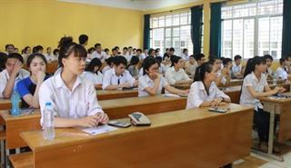 132 thí sinh được tuyển thẳng vào đại học năm 2020