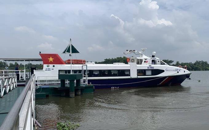 Sắp khai trương tuyến du lịch đường sông Bạch Đằng - Địa Đạo Củ Chi