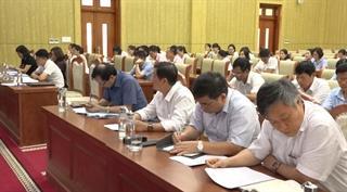 Ngân hàng Nhà nước Chi nhánh tỉnh Cao Bằng triển khai nhiệm vụ 6 tháng cuối năm