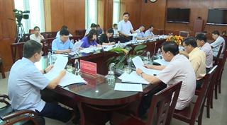 HĐND tỉnh chuẩn bị chu đáo cho Kỳ họp thứ 13
