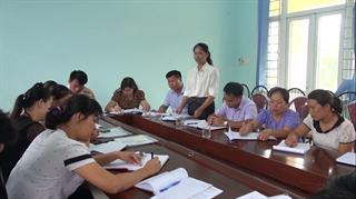 Hòa An: Triển khai nhiệm vụ công tác văn hóa– thông tin 6 tháng cuối năm 2020
