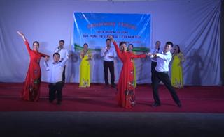 Hà Quảng: Tổ chức 4 đêm diễn văn nghệ chào mừng đại hội Đảng các cấp
