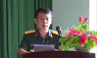 Bảo Lạc: Triển khai công tác quốc phòng quân sự địa phương 6 tháng cuối năm 2020