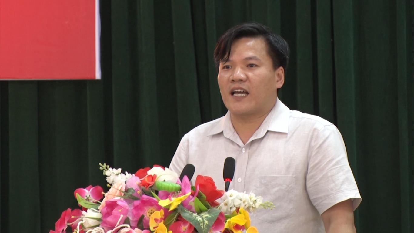 Trùng Khánh: Hội nghị tổng kết các chương trình trọng tâm và công tác kiểm tra, giám sát, thi hành kỷ luật Đảng