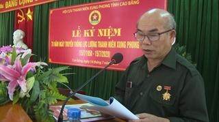 Hội Cựu thanh niên xung phong: Kỷ niệm 70 năm Ngày truyền thống lực lượng thanh niên xung phong Việt Nam