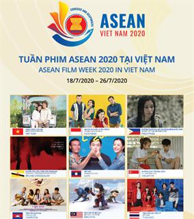 9 bộ phim tham dự Tuần phim ASEAN 2020