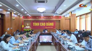 Hội nghị trực tuyến rà soát công tác chuẩn bị và tổ chức Kỳ thi tốt nghiệp THPT năm 2020