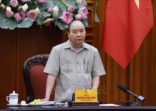 Thủ tướng Nguyễn Xuân Phúc: Làm đúng quy định của pháp luật về số liệu thống kê