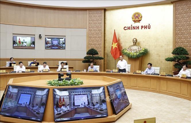 Thủ tướng Nguyễn Xuân Phúc: Dồn mọi nguồn lực xử lý triệt để các ổ dịch tại Đà Nẵng