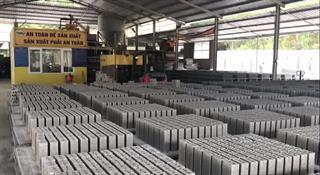 Giá trị sản xuất công nghiệp tháng 7 ước đạt 437 tỷ đồng