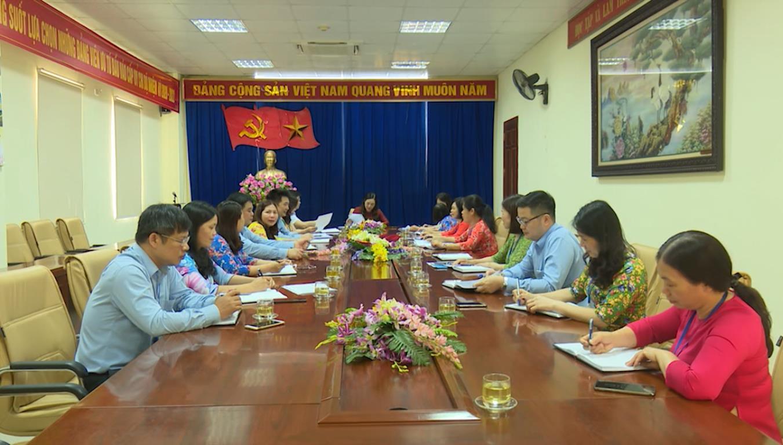Đảng ủy Khối Cơ quan và Doanh nghiệp tỉnh xây dựng, củng cố tổ chức cơ sở đảng vững mạnh