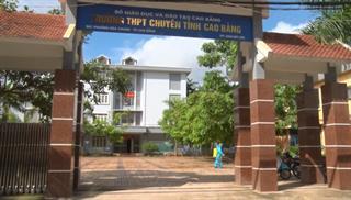 Cao Bằng đảm bảo các điều kiện phòng, chống dịch Covid-19 trong kỳ thi tốt nghiệp THPT năm 2020