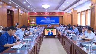 """Hội nghị trực tuyến về """"Triển khai kế hoạch thực thi Hiệp định thương mại tự do Việt Nam - Liên minh Châu Âu"""""""
