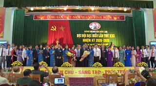 Bảo Lạc: Đại hội đại biểu Đảng bộ huyện lần thứ XXI, nhiệm kỳ 2020 - 2025 thành công tốt đẹp