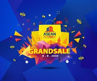 Khởi động ngày mua sắm trực tuyến đầu tiên trên khắp ASEAN