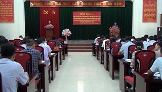 Huyện ủy Nguyên Bình: Quán triệt, tuyên truyền và triển khai thực hiện các chỉ thị, nghị quyết, kết luận của Trung ương, của tỉnh