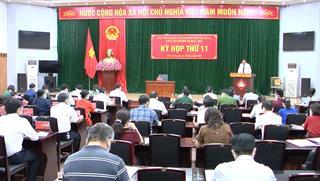 Khai mạc Kỳ họp thứ 11 HĐND thành phố Cao Bằng khóa XXI, nhiệm kỳ 2016 - 2021