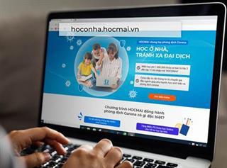 Không tạo áp lực đối với giáo viên và học sinh khi dạy học trực tuyến