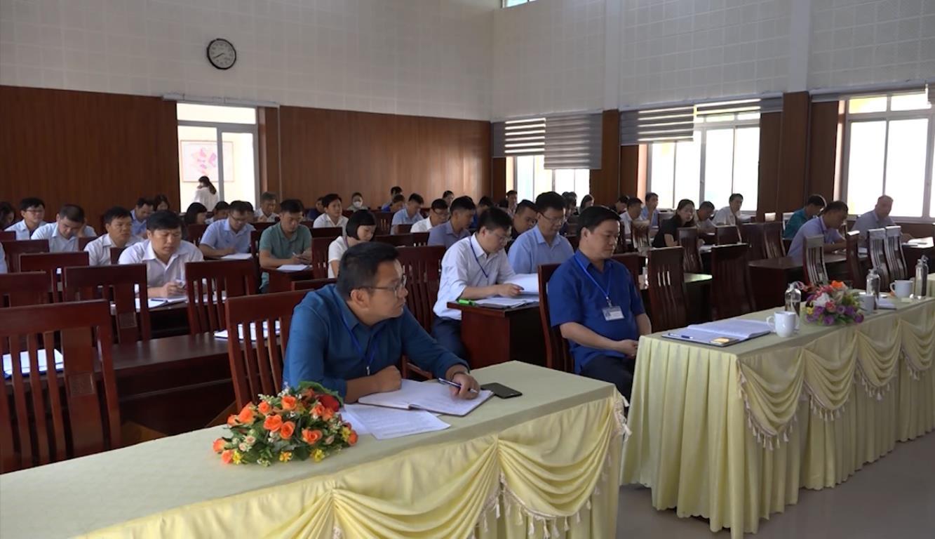 Trùng Khánh: 7 tháng đầu năm, thu ngân sách nhà nước bằng 26,26% so với dự toán tỉnh giao