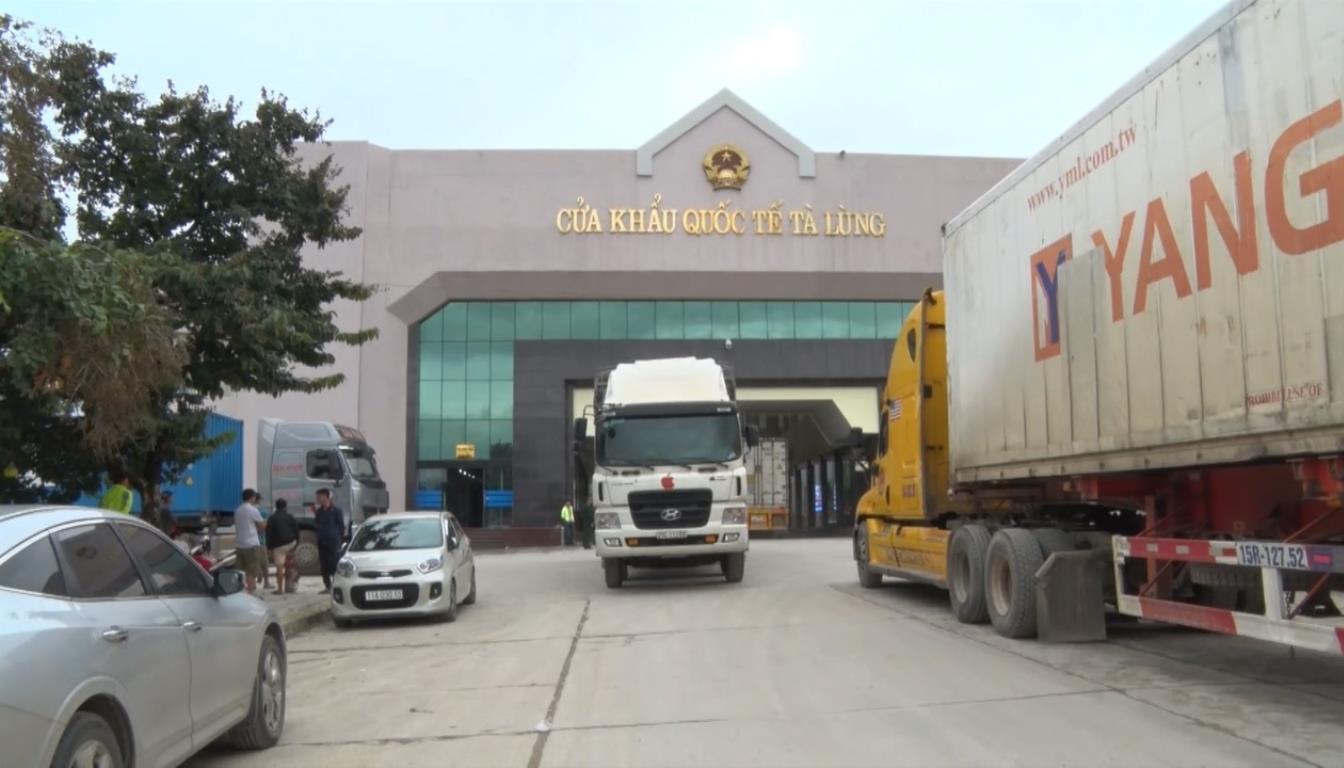 Tập trung nguồn lực phát triển kinh tế cửa khẩu