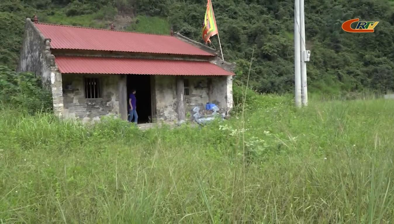 Khảo sát miếu Bó Puông để lập hồ sơ xếp hạng di tích cấp tỉnh
