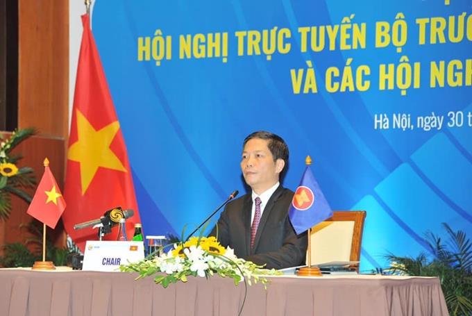 Xây dựng Kế hoạch tổng thể phục hồi kinh tế ASEAN cho giai đoạn sau đại dịch
