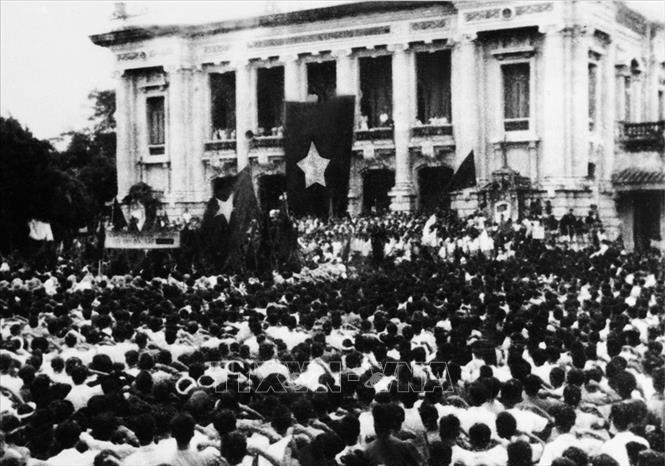 Cách mạng tháng Tám - Trang sử vẻ vang, chói lọi của lịch sử dân tộc!