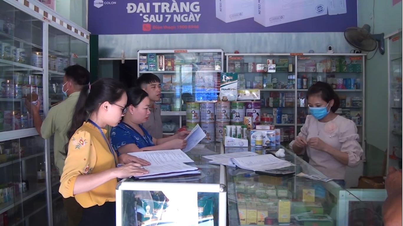 Hòa An: Ra quân kiểm tra vệ sinh an toàn thực phẩm dịp Rằm tháng 7 trên địa bàn huyện