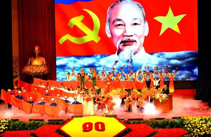 Người sống mãi với non sông Việt Nam!