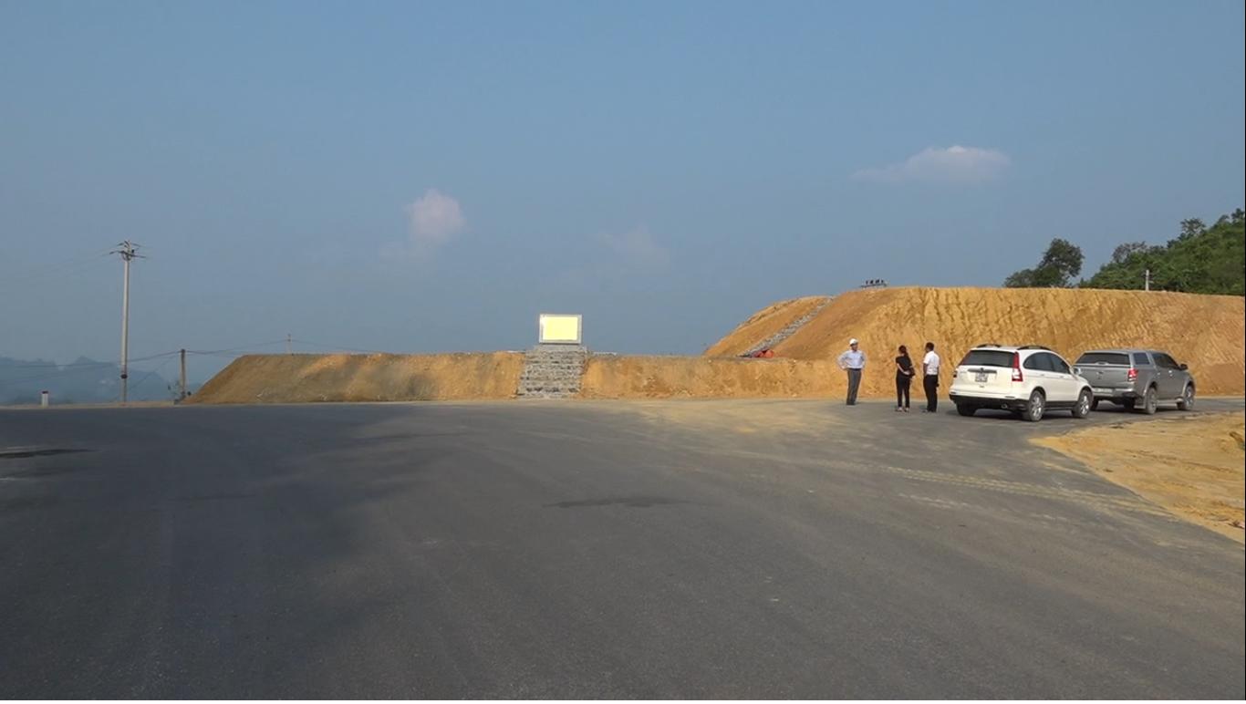 Phấn đấu hoàn thành Dự án đường tỉnh 208 trước ngày 31/9