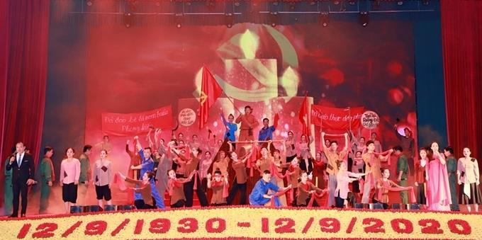 Xô viết - Nghệ Tĩnh đã trở thành mốc son chói lọi, lịch sử hào hùng, oanh liệt của cách mạng Việt Nam