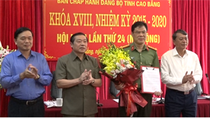 Hội nghị Ban Chấp hành Đảng bộ tỉnh lần thứ 24 (mở rộng)