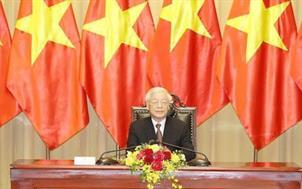 Tổng Bí thư, Chủ tịch nước sẽ gửi thông điệp đến Đại Hội đồng Liên hợp quốc