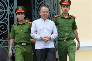 Tuyên phạt 8 năm tù nguyên Phó Chủ tịch UBND TP.HCM Nguyễn Thành Tài
