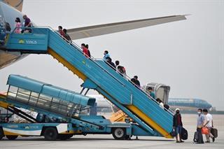 Chỉ bán vé bay quốc tế cho hành khách đã có địa chỉ cách ly