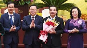 Chân dung tân Chủ tịch UBND TP. Hà Nội Chu Ngọc Anh