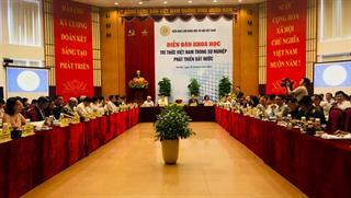 """""""Trí thức Việt Nam trong sự nghiệp phát triển đất nước"""""""
