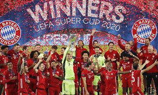 Bayern Munich lần thứ 2 giành Siêu Cúp châu Âu
