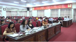 Cục Thuế Cao Bằng tổ chức khai giảng lớp Bồi dưỡng nghiệp vụ quản lý nợ và cưỡng chế nợ thuế