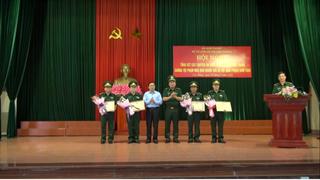 Bộ Tư lệnh BĐBP tổng kết các chuyên án điển hình trong đấu tranh phòng, chống tội phạm