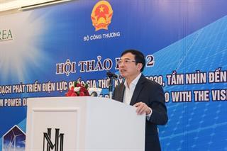 Tiếp tục lấy ý kiến hoàn thiện quy hoạch hạ tầng phát triển điện lực quốc gia