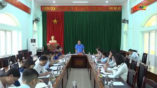 Giám sát tình hình thực hiện Nghị quyết số 68 và 69 của HĐND tỉnh tại huyện Hòa An