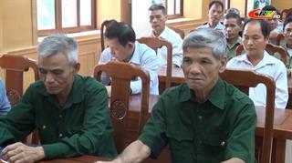 Quảng Hòa: Cung cấp thông tin thời sự cho 68 người có uy tín