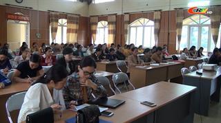 Hà Quảng: Bồi dưỡng lý luận chính trị và nghiệp vụ công tác cho cán bộ hội phụ nữ