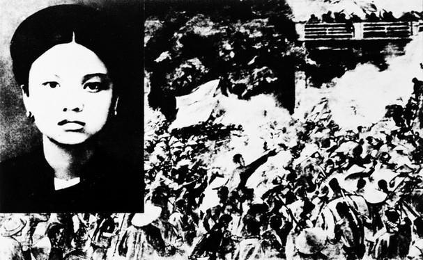 Sáng mãi tấm gương nữ chiến sỹ cộng sản Nguyễn Thị Minh Khai
