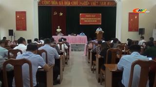 Hà Quảng: Phiên họp thường tháng 9 năm 2020 (mở rộng)