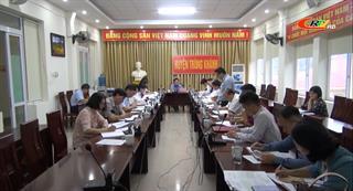 Giám sát tình hình thực hiện Nghị quyết số 68, 69 của HĐND tỉnh tại huyện Trùng Khánh