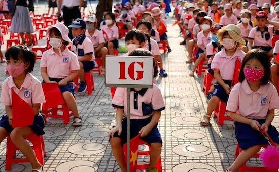 Bộ GD&ĐT yêu cầu không giao thêm bài tập về nhà cho học sinh lớp 1