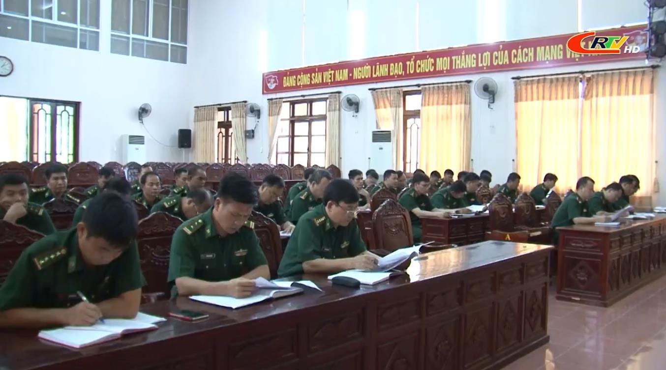 BĐBP Cao Bằng: Thông báo nhanh kết quả Đại hội đại biểu Đảng bộ Quân đội lần thứ XI